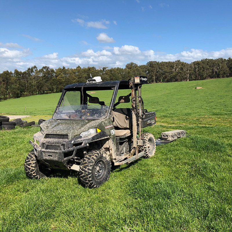 Demonstrating fertiliser management for emissions reduction in the Victorian dairy industry